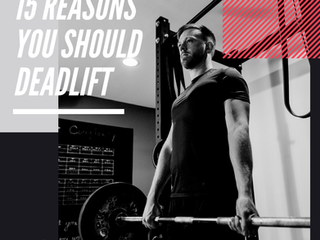 15 Reasons You Should Deadlift
