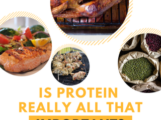 Is Protein Really All That Important?