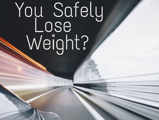 How Fast Can You Safely Lose Weight?