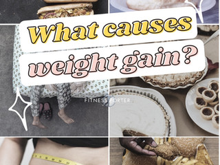 What Causes Weight Gain?