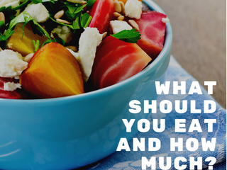What Should You Eat and How Much? Part 1