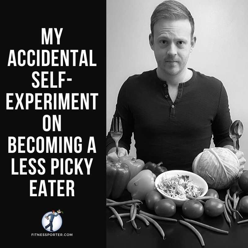 My accidental experiment on becoming a less picky eater