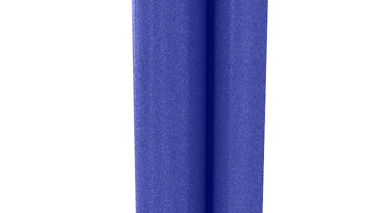 HTV B-Flex Royal Blue Glitter