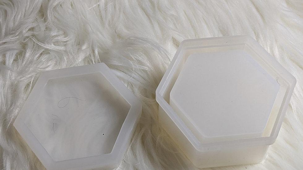 Trinket box mold
