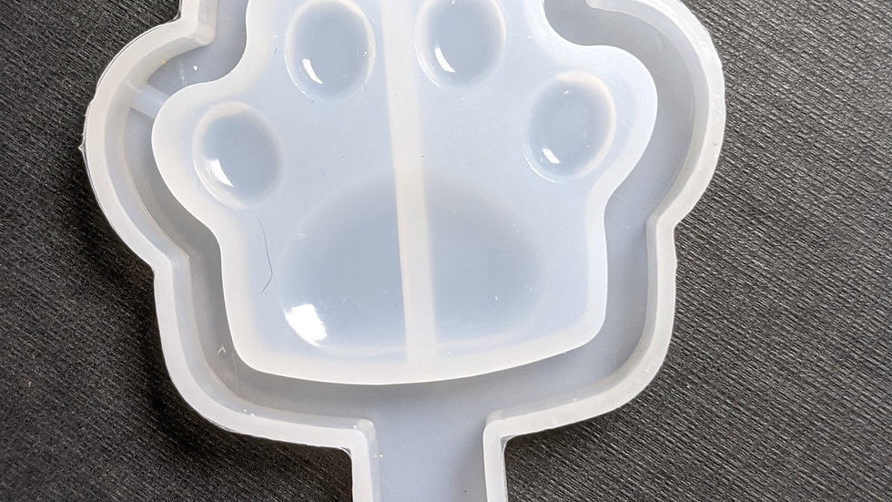 "2.5"" shaker mold"
