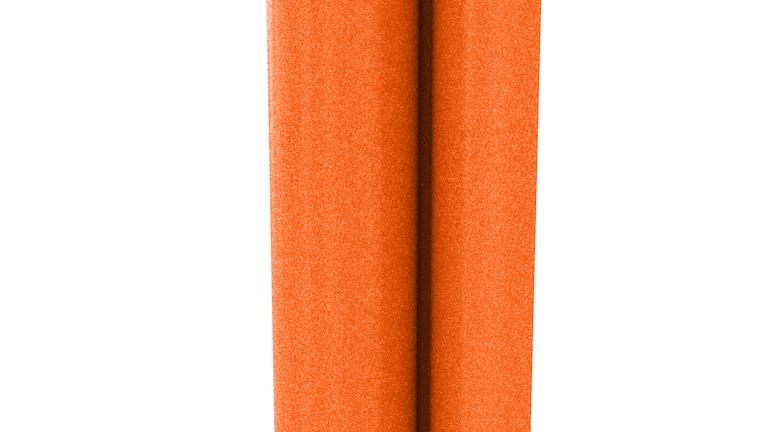 HTV B-Flex Orange Glitter
