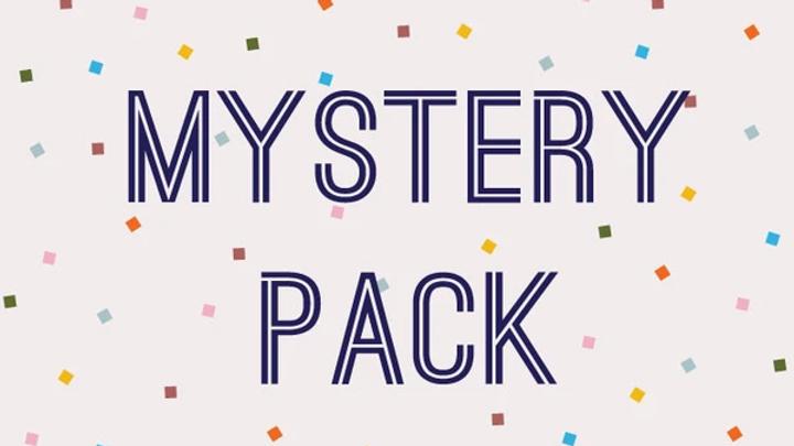 GLITTER MYSTERY PACK