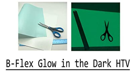 HTV B-Flex Glow in the Dark