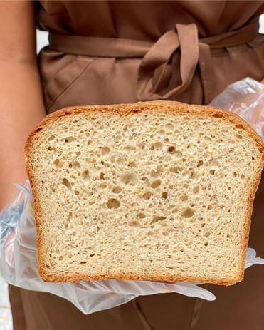 Gluten free Vegan Multigrain bread