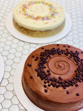 Vegan Gluten free Cakes