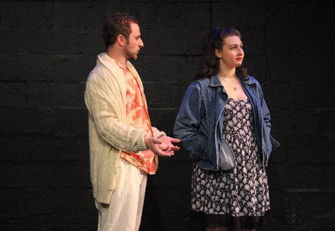 """Norma in """"The Value of Names,"""" at the Raymond Laine Memorial One Act Festival"""