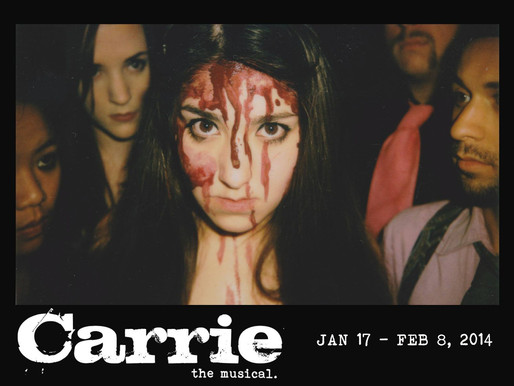 Review: Carrie - Laura Schultze