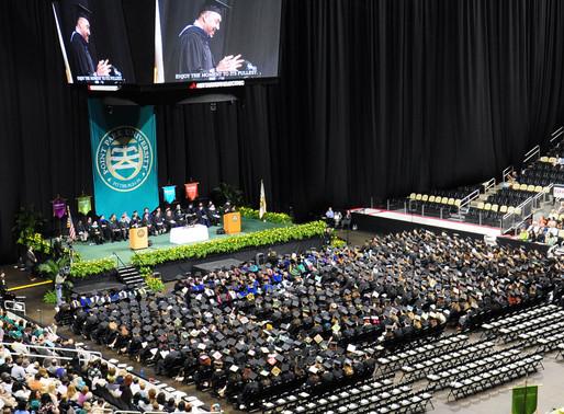 Point Park University Graduation
