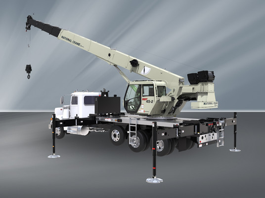 Manitowoc dévoile de nouveaux camions grues National Crane de la série NBT40-2 à CONEXPO 2020