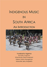Indigenous African Music cover pages_Pag
