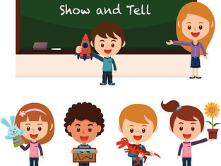 New dates for Show and Tell