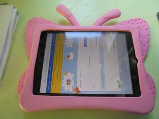 Little Butterflies go online!