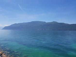 Le tour du Lac du Bourget