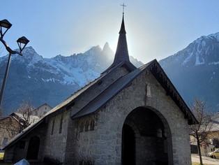 Le tour des petites chapelles dans la vallée de Chamonix