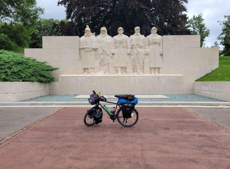 Monument aux morts aux enfants de Verdun