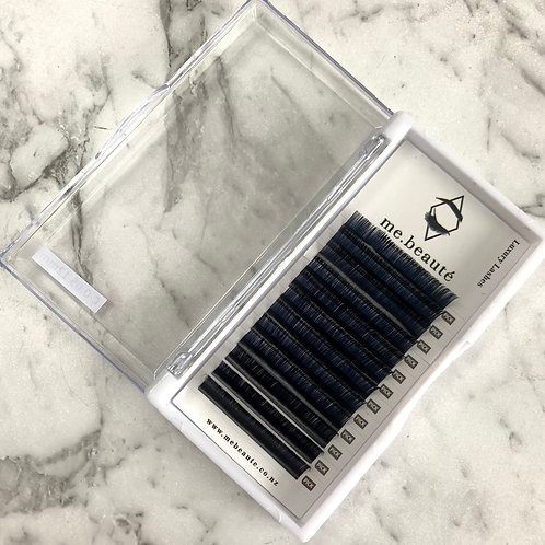 D(0.05 ) - EASY FANNING Russian Volume Lashes SINGLE size