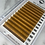 Thumbnail: D(0.15) - Mix Classic Lashes 8-15mm - GINGER BROWN