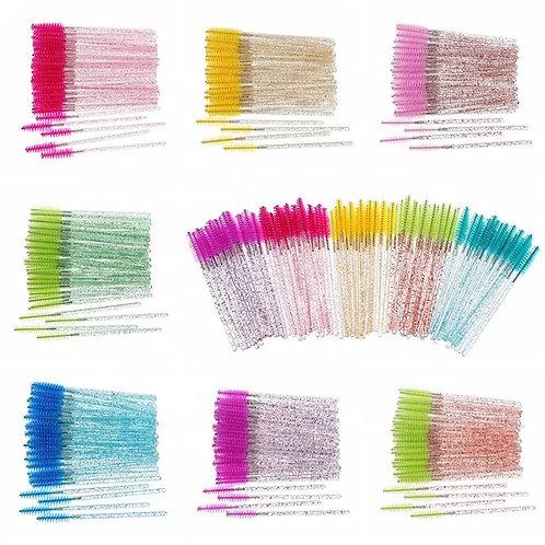 Glitter Mascara Wands (pack of 50)