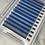 Thumbnail: D (0.15) - Mix Classic Lashes 8-15mm - Light Blue