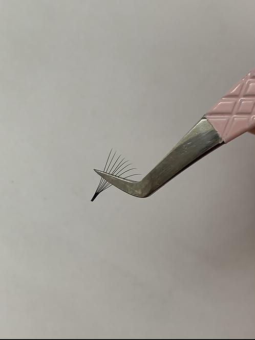 Russian Volume tweezers collection - Volume Boots Tweezers