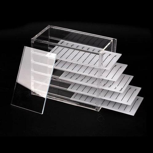 Eyelashes Extension Storage Box