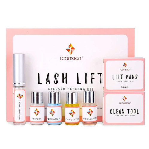 Lash Lift Kit