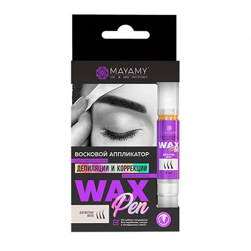 Mayamy Wax Pen Applicator - Thick Hair