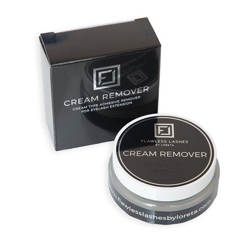 Flawless Cream Remover