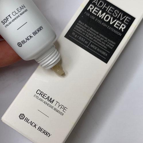 Soft Cream Eyelash Extension Remover