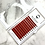 Thumbnail: D(0.07 ) -  Russian Volume RED lashes mixed size 8-15mm