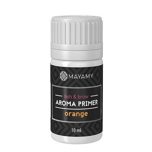 Mayamy Lash & Brows Lamination Primer - Aroma Primer - Orange 10ml