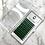 Thumbnail: D(0.15)- Classic Green Lashes Mix 8-15mm