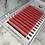 Thumbnail: D(0.15) - Mix Classic Lashes 8-15mm - LIGHT PINK