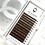 Thumbnail: D(0.15) - Classic DARK BROWN lashes Mix size 8-15mm