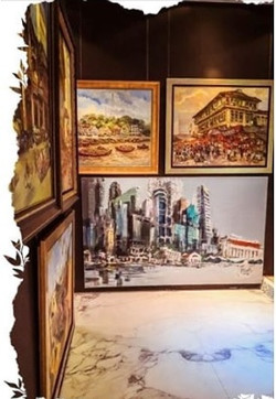 Tiles with Art