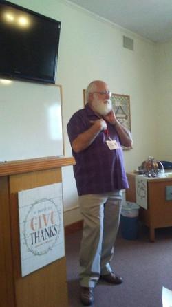 Allen Tyndall Teaching