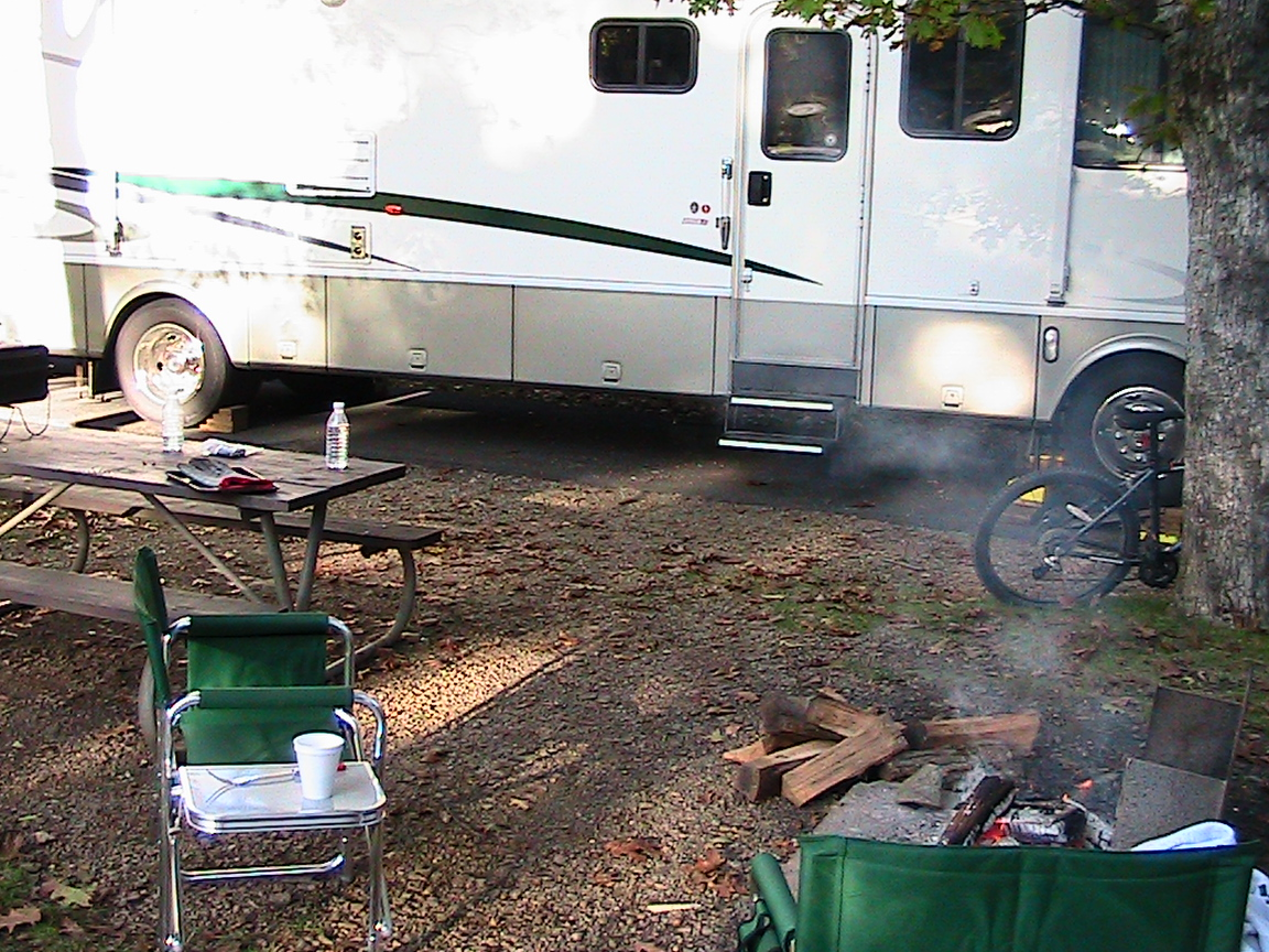 Camping Retreat Experience