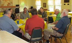 Pastors at Mt Hope Church