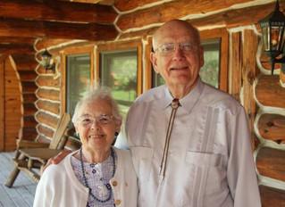 Gordon Densmore – now at home with Jesus