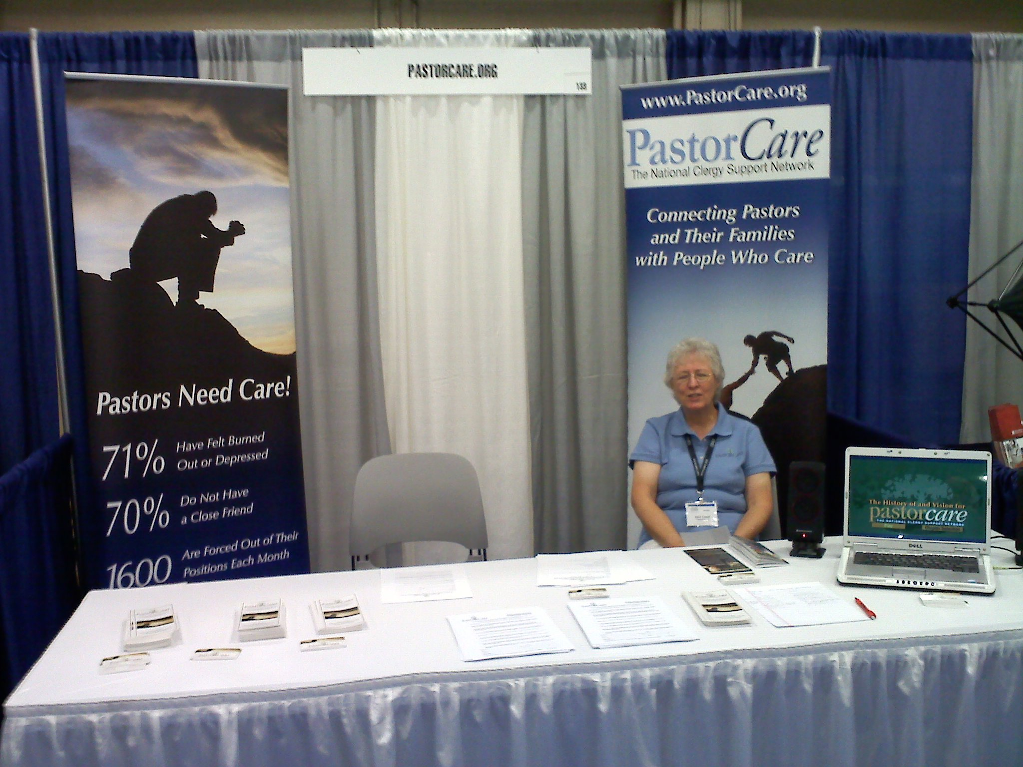 At AACC in Nashville, TN