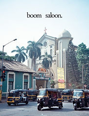 Boom Saloon cover