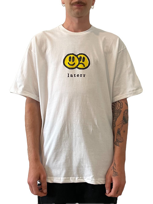 Laterr 'Smile Now Cry Laterr' T-Shirt