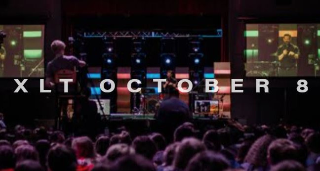 Sign-Up to go with us to XLT Tuesday Oct 8th