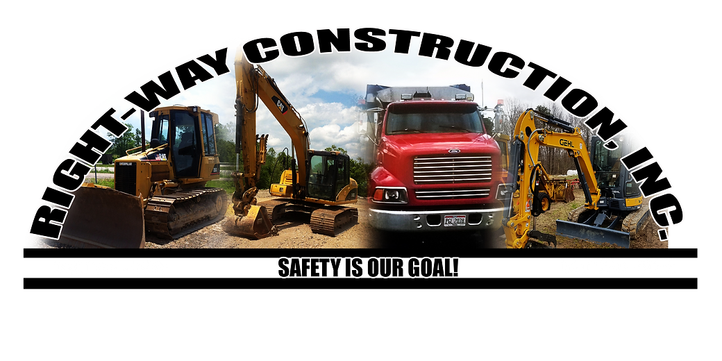 Right-Way Construction Logo