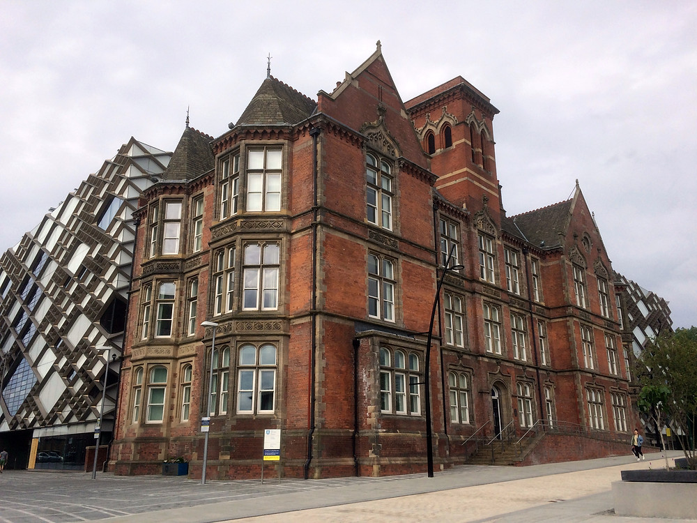 The Department Of Music - Sheffield University